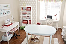 HomeDeco: Sewing Room / by Tyra Taff