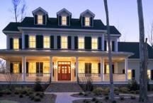Dream House: Exterior Design Ideas / by Tyra Taff