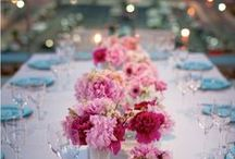 Entertaining / Decor ideas for parties and weddings