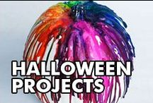 Halloween projects we LOVE!