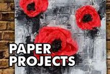 Paper Projects we Love! / by ILoveto Create