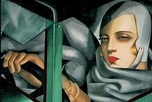 Art Deco & the Roaring 20s / by Jennifer Cameron