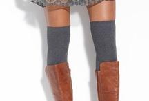Tights//Socks  / by kristiina