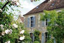 H O M E S / My dream houses