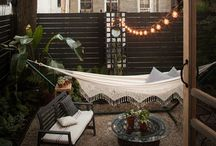 Garden/Outdoor DIY / Stuff and things to make your outdoor space your favorite.  / by kristiina