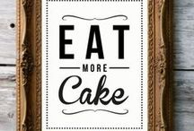 Cakes, cakes & more cakes
