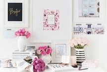 H O M E  I D E A S / Beautiful furniture, storage ideas and arrangements