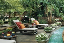 Outdoor Ideas / by Renee Williamson Cliburn
