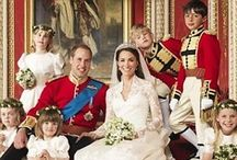 ♕The Royal Family♕ / Yes, I am American. And yes, I have a weird fascination with the British monarchy; any royalty really. / by Samantha Perez
