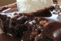 Bolo de chocolate/ Chocolate Cake