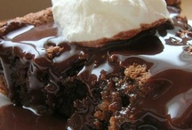 Bolo de chocolate/ Chocolate Cake / by Fatima Ferraz