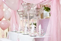 Party decorating, themes,ideas & showers / by Monica Benishek