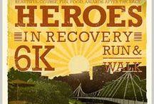 Heroes in Recovery 6K - Greenville, SC