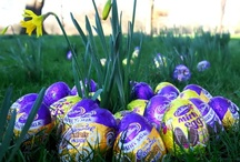 Easter…