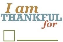 21 Days of Thankfullnes - 2012