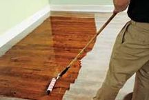 Floors + Stairs / Various decor ideas + tutorials to decorate/build floors and stairs