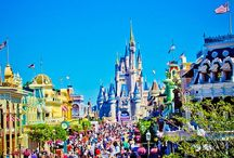Disney bliss. / Our best memories growing up in our family were made at the Disney Parks. We love everything Disney! / by Allie