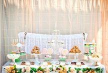 Garden Picnic Theme Birthday Party Ideas