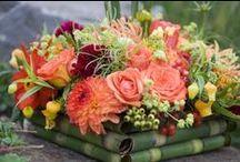 Arranjos florais/ Floral Arrangements