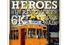 Heroes 6K - Memphis, TN / We're running to break the stigma of addiction and mental health issues and to celebrate those in recovery!