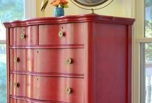 Painted Furniture & more / Upcycle Repurpose Update or Refresh. Make it yours. / by Nan Ingraham ~ Crafterthot