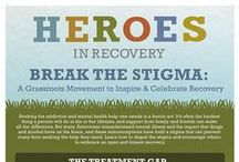 About us / Heroes in Recovery celebrates the heroic efforts of those who seek the addiction and mental health help they need without feeling ashamed or isolated. This grassroots movement is intended to remove the social stigma and to connect those in recovery through sharing our stories and engaging in community together.