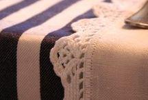 Pontas de Croché/ Crochet Edging