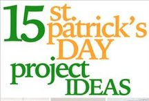 Ouhh me lucky charms / Lots of cute St.Patties day ideas!