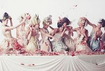 Here Comes the Bride! / Bridal shower and Bachelorette party inspiration