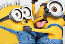 Minion mania / Minions, they simply needed their own page