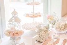 pink bridal shower /   / by Emily Mary