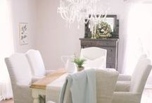 dining room / by Emily Mary