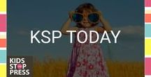 KSP TODAY / India's foremost kids lifestyle website featuring the hottest brands, services & events. Visit www.kidsstoppress.com