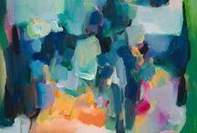 YangYang Pan art / Toronto based painter & artist.