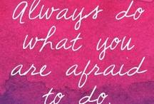 Words of Wisdom / by Cori Rowley