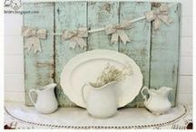 Decorating and Displays / Inspired ways to display merchandise, decor, and more. / by knot too shabby