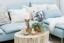 Home Decor / A collection of Country, farmehouse and provencal.