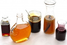 RECIPES: Condiments and Ingredients