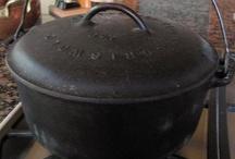 RECIPES: Slow Cooker/ Dutch Oven
