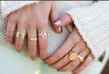 Rings / by Kate VanPetten