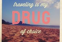 Travel / places I would rather be / by Anna-marie Scott