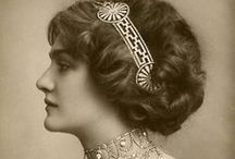 1920's Hair and Fashion