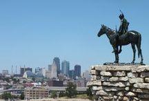 Sculptures of Kansas City