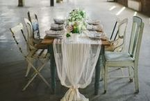 TABLE ♥ / by Love My Way ♥