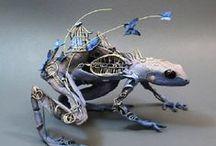 Sculpture / by Дарья Кайдановская