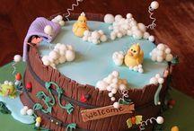 Cake Ideas / by Sandra Gaylord