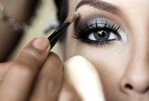 makeup. shakeup. / dark smokey eyes. natural skin. dior advocate.