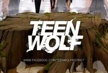 Teen wolf! / by Sandra Gaylord
