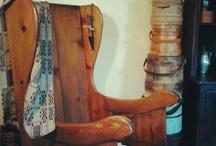 Chairs / by Melinda Moore