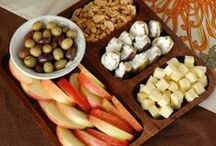 RECIPES: Snacks and Dips